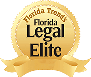 Logo of Florida Trend's Legal Elite